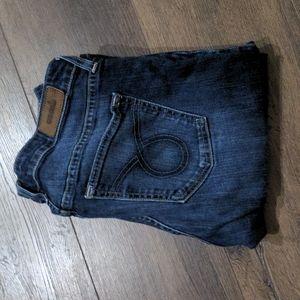 Big Star Maddie Bootcut Jeans Dark Wash Size 29 Long